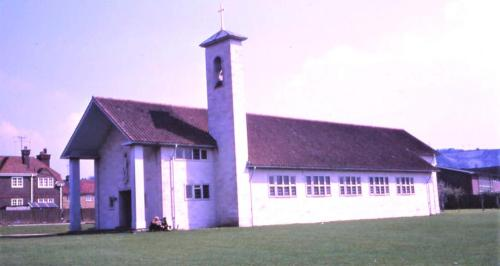 Priory School, Lewes, Memorial Chapel