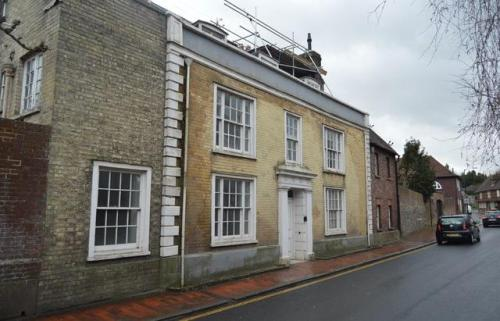 Southover Old House frontage