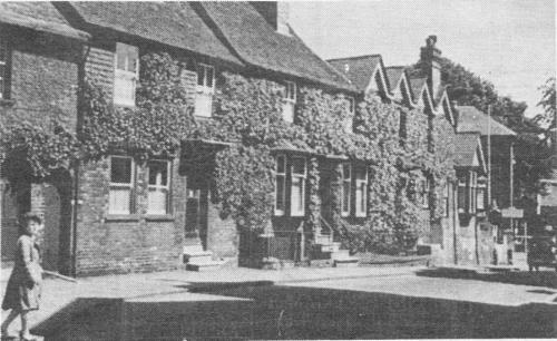 Eastgate Street, Lewes, 1964