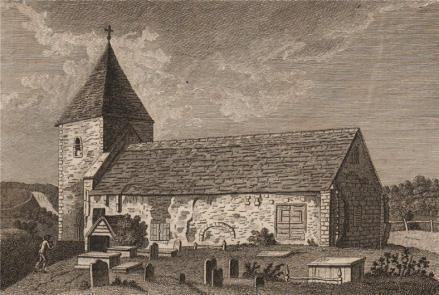 St John-sub-Castro, Lewes, before 1776