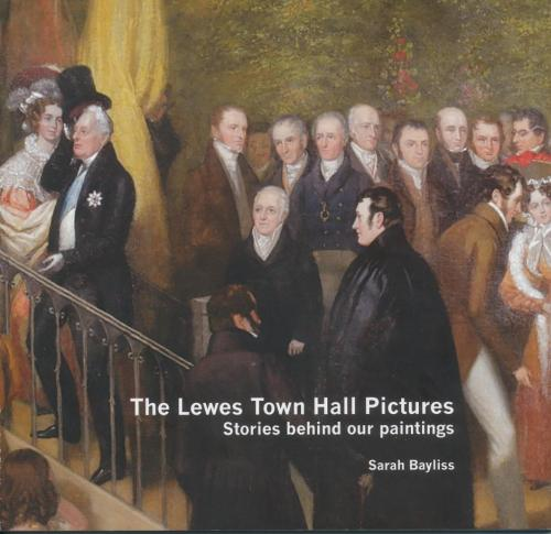 Bayliss - Lewes Town Hall Pictures, book cover
