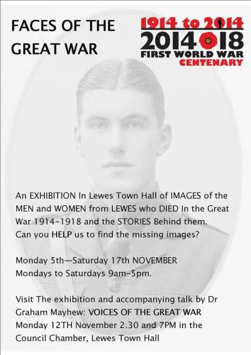 Mayhew - Faces of the Great War