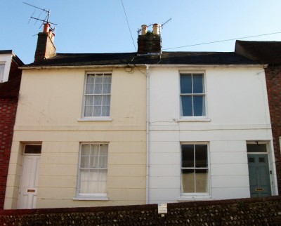 14. 13 and 14 Church Street (39, 41 Abinger Place), Lewes