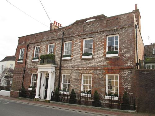 St Anne's House, Lewes, by Antiquary
