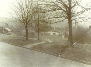 Hawkenbury Way, Lewes, before 1983
