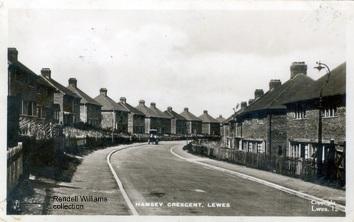 Hamsey Crescent (Rendel Williams collection)