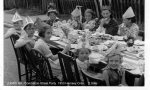 Lewes, Nevill 1953 Hamsey Crescent Coronation Street Party