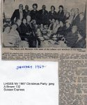 Lewes, Nevill 1967 Christmas Party