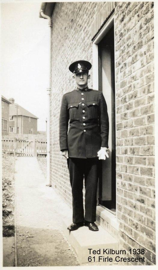 Lewes, Nevill, 61 Firle Crescent, Ted Kilborn c.1938