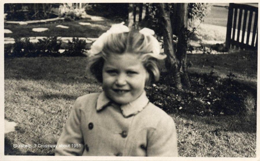 Lewes, Nevill, Elizabeth, 3 Crossway c. 1951