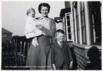 Lewes, Nevill, Firle Crescent, Ann, Douglas and Elizabeth Kilborn 1948
