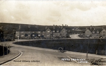 Nevill Crescent (Rendel Williams collection)