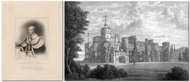 Earl of Abergavenny, Eridge Castle