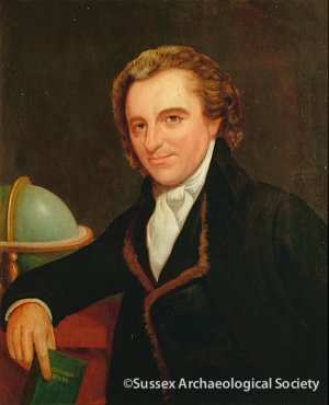 Thomas Paine artist unknown