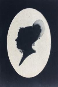 Sarah Godlee Rickman silhouette