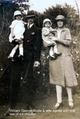 William and Agnes Bodle