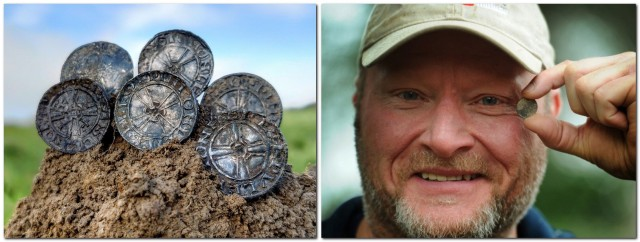 Saxon coins find, one minted in Lewes