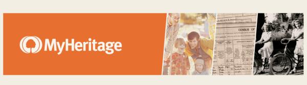 MYHeritage banner