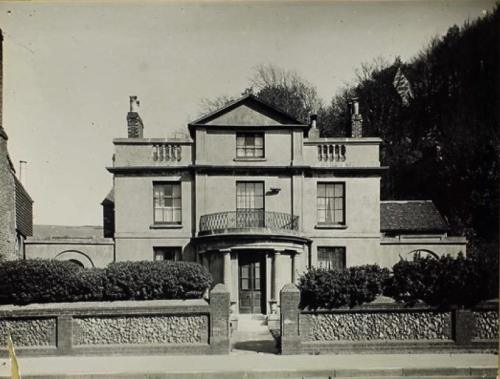 Coombe Cottage, Malling Street, Lewes