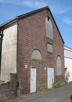 Former Providence Baptist Chapel, Lancaster Street, Lewes
