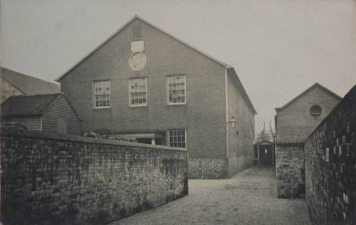 Jireh Temple Lewes postcard