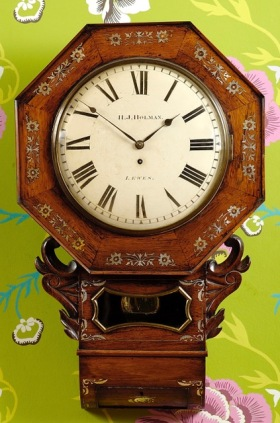 Henry James Holman clock, Lewes