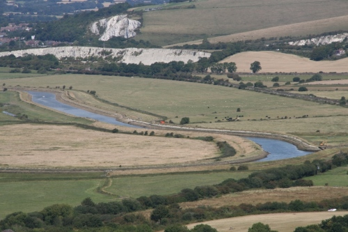 River Ouse south of Lewes