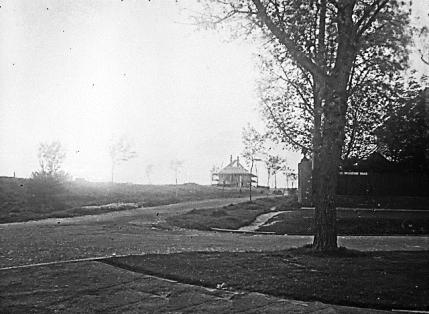 De Warrenne, Prince Edwards and Gundreda Roads junction, Lewes