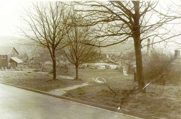 Hawkenbury Way c1980