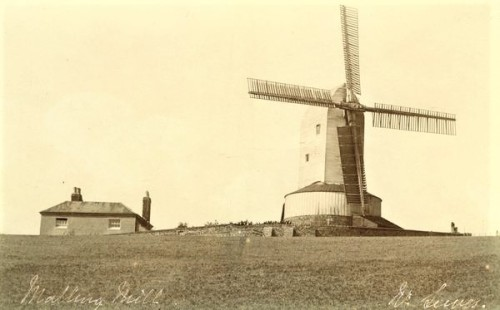 Malling mill and Mill House