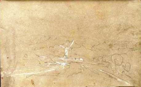 Turner's Windmill by the River Ouse c.1806-10_Tate