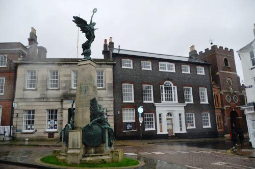Crown Inn, Lewes, 2021