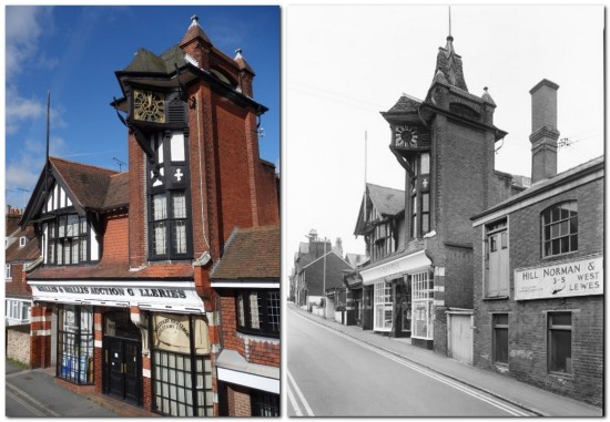 Wallis and Wallis, previously Lewes Co-op