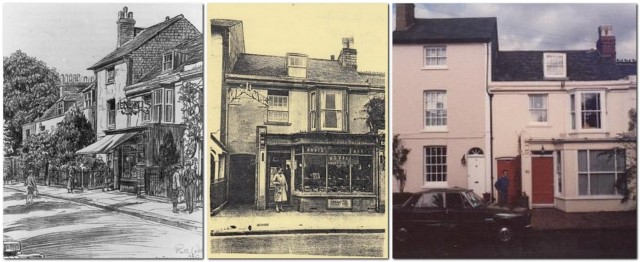 61 Southover High Street, Lewes, 3 images