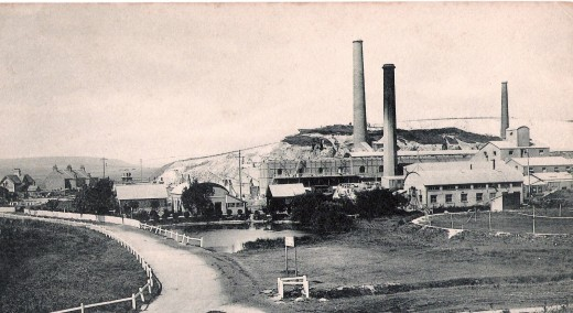 SPCC Ltd South Heighton Works c1898, Newhaven Museum
