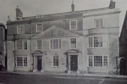 Dial House, Lewes,1934 photograph